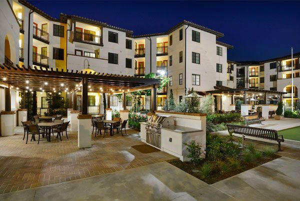 Integrity Housing opens new affordable community for seniors. Incorporating energy efficient construction and appliances, Olivera received the highest Gold Rating under the Green Point Rated Sustainable Program. This project was designed by KTGY Architecture + Planning with MJS Landscape Architecture. Photo: Olivera Senior Apartments, Pomona, Calif. Courtesy of Integrity Housing.