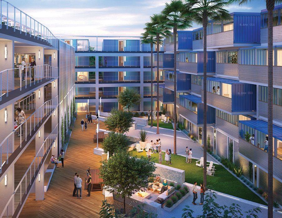 Park House, KTGY Architecture + Planning R+D Studio's concept