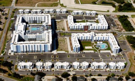 Weitz completes Park West student housing development at Texas A&M