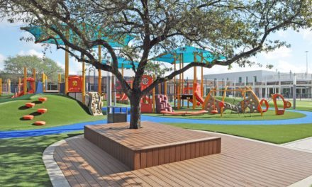 Shepley Bulfinch Transforms Houston Office Park into The Awty International School Early Learning Campus