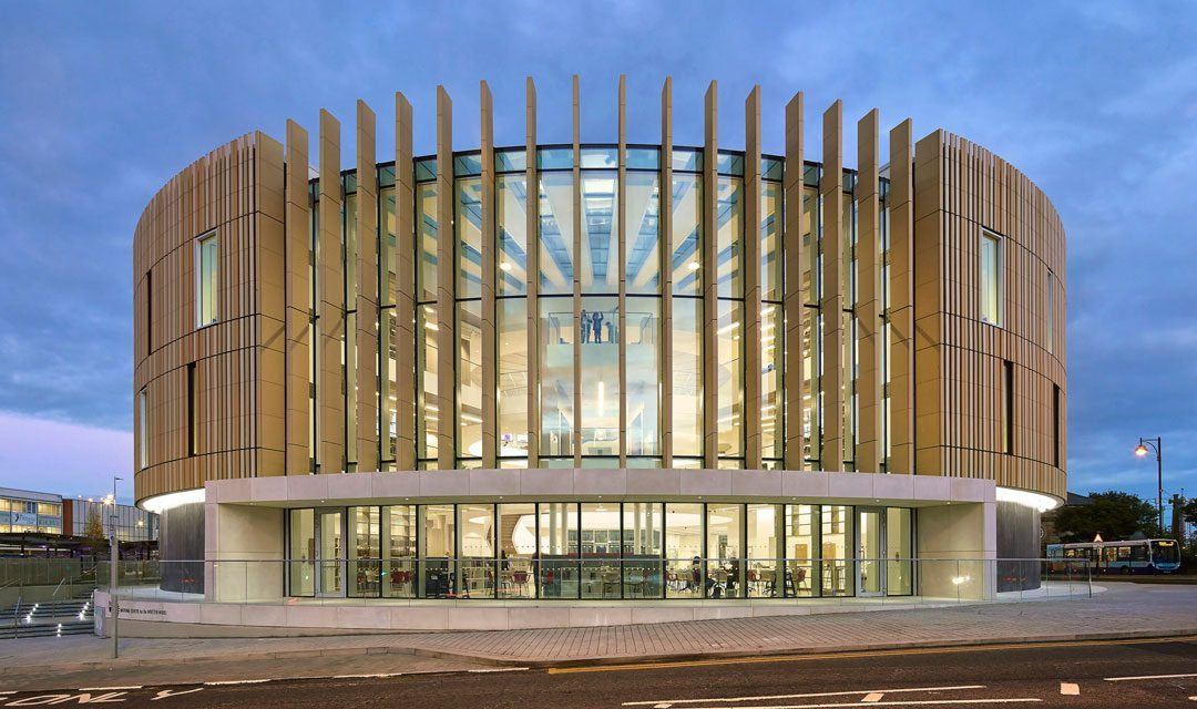 CIAT Architectural Technology Awards 2017 Winners