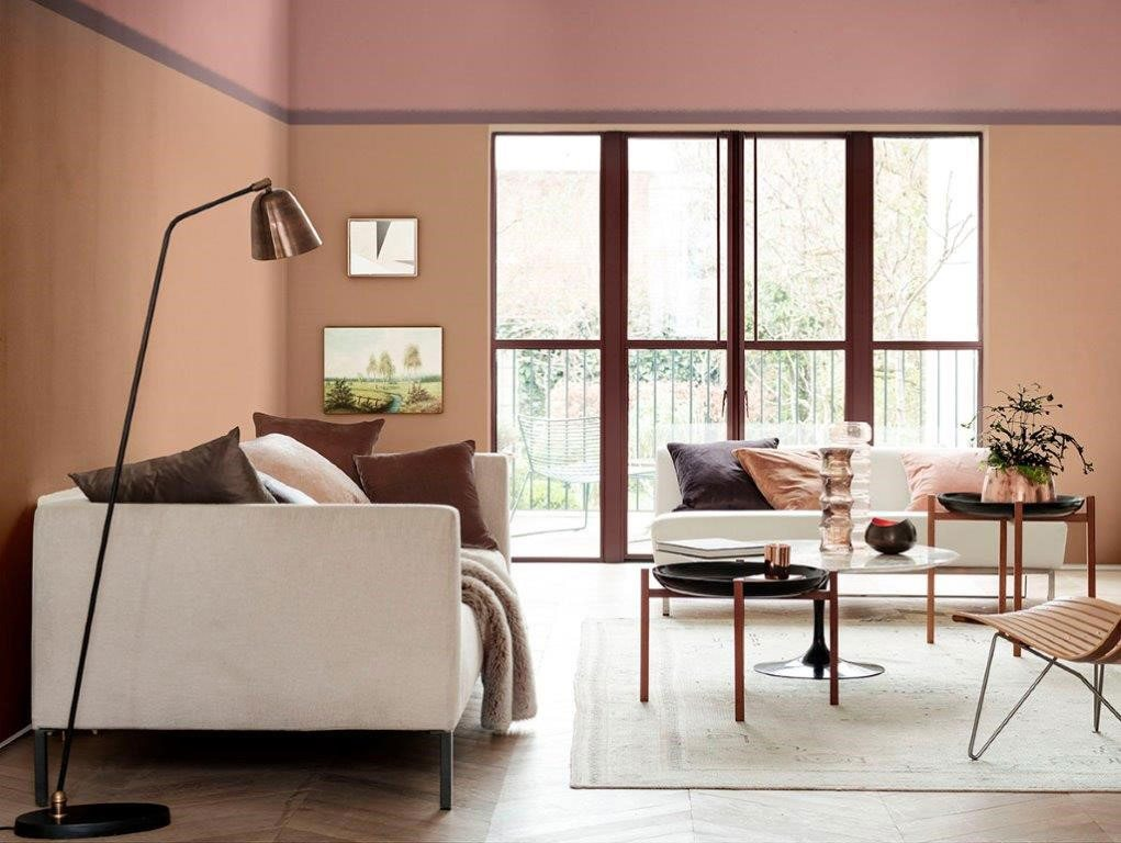 The Comforting Home palette encourages cocooning and re-setting – warm earth tones bring a sense of comfort, while clay and blush pink help calm the mind and soothe the senses.