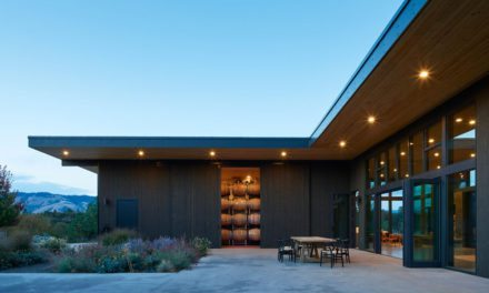 Expansion of COR Cellars winery