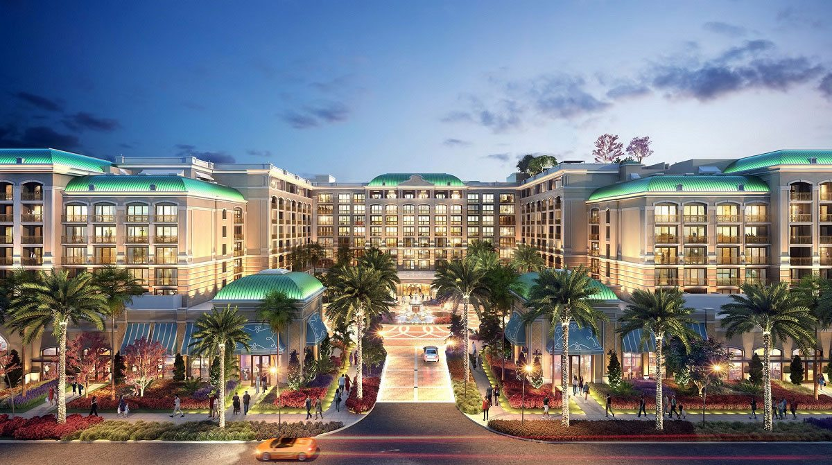 Lifescapes International To Design Landscaping For Westin