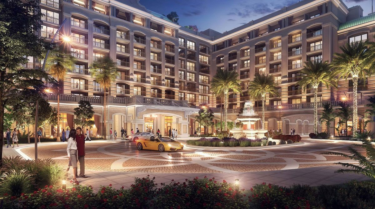 Lifescapes International has been selected to design the landscape environment for the $245 million development of the Westin Anaheim Resort.