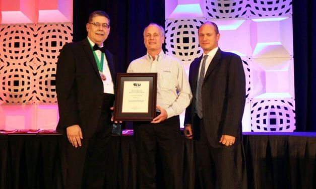 Custom® Building Products Architectural Consultant Wins The Construction Specifier Article of the Year Award
