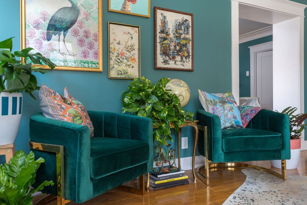 Dunn-Edwards has announced its 2018 Color of the Year – The Green Hour.