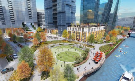 The River District in Chicago to convert industrial land into dynamic neighborhood