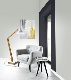 SICO® paint brand announced its 2018 Colour of the Year – Cast Iron (6173-83). According to Sico colour experts, black is often overlooked and underappreciated when choosing paint colours for the home, but its ability to refine, subdue and add strength to a space makes it a perfect choice.