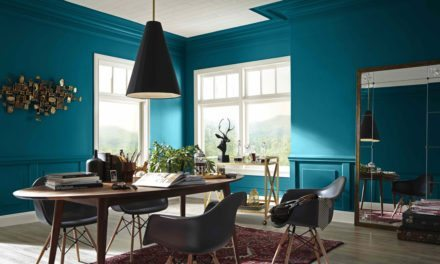 Sherwin-Williams Names 'Oceanside' as 2018 Color of the Year