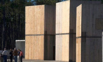 WoodWorks Leads Successful Blast Testing of Loaded Mass Timber Structures