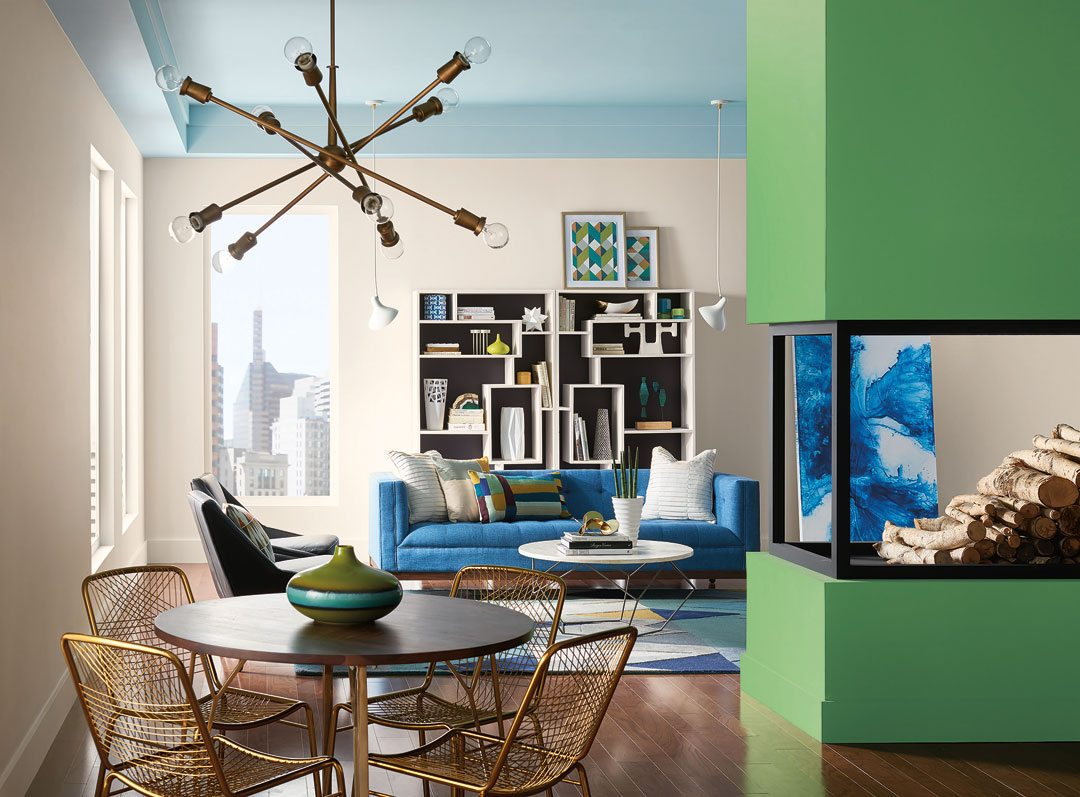 Sherwin-Williams 2018 Colormix® palette Connectivity