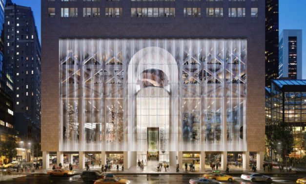 Plans for $300 million renovation of 550 Madison Avenue unveiled