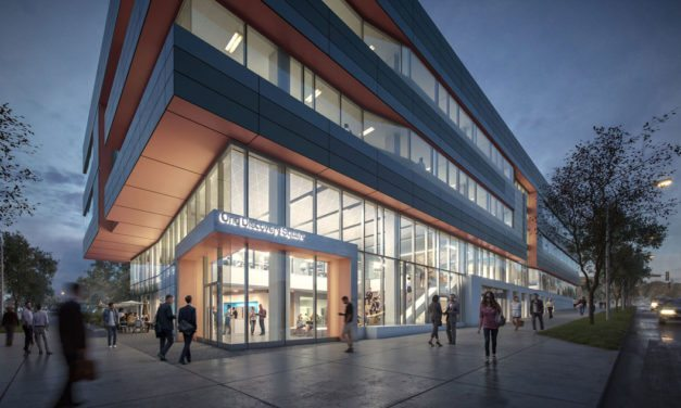 First phase of America's next life science corridor breaks ground in Discovery Square