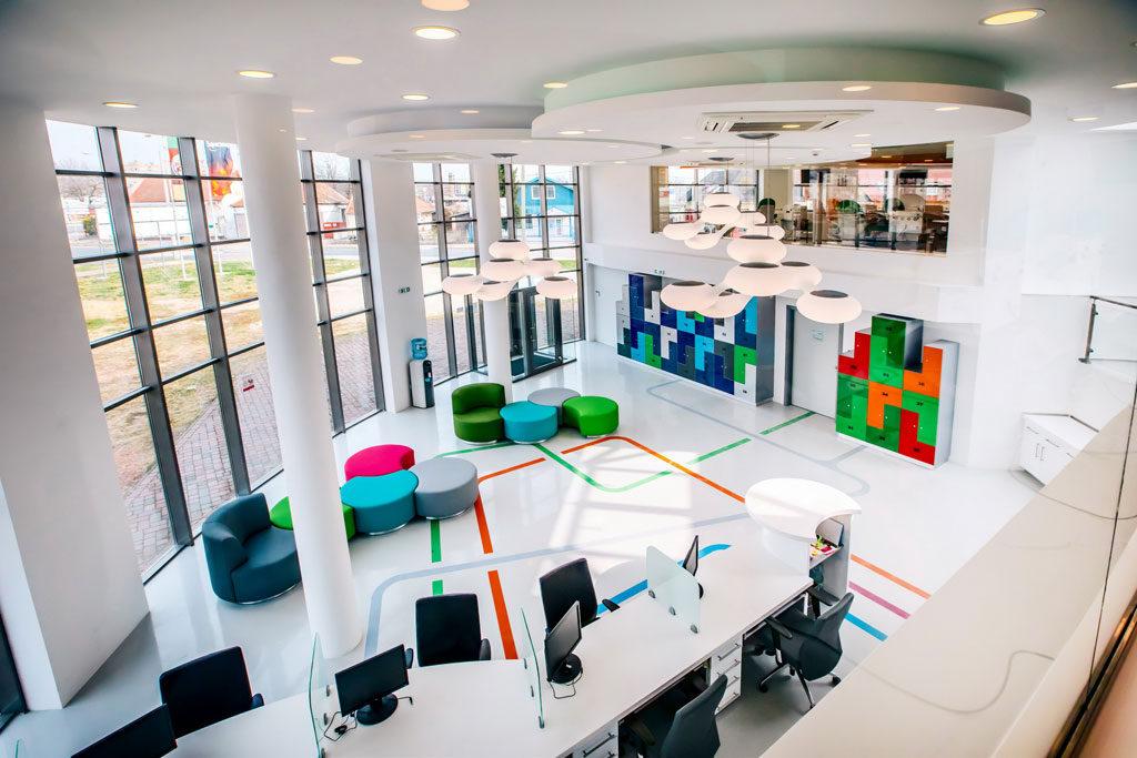 Healthcare Design - Csiszer Design Studio - Apheresis Centre.
