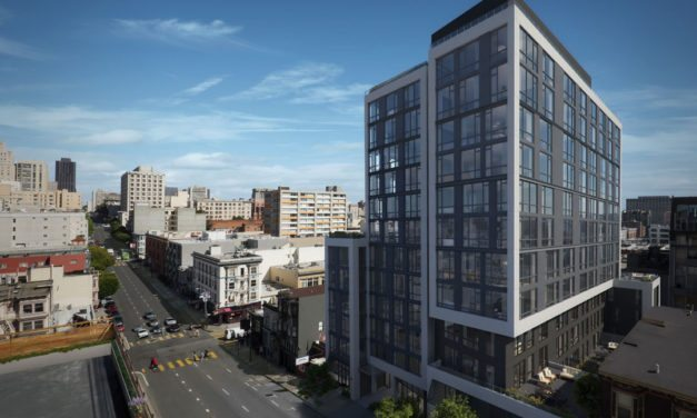 The Austin: Designed for Living in the Ethereal-Material World in San Francisco