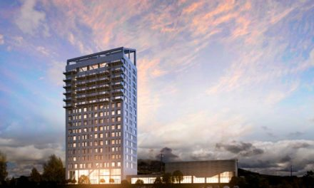 Mjøsa Tower in Brumunddal to take title of world's tallest wooden building