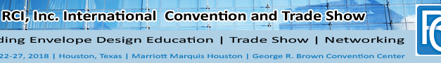 2018 RCI International Convention and Trade Show