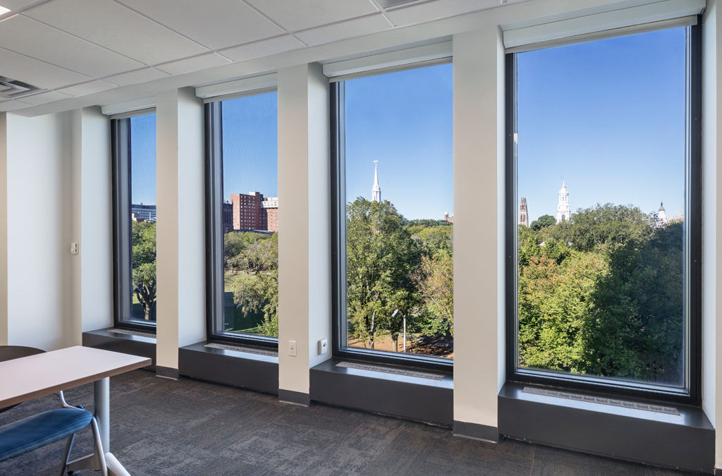 195 CHURCH offices' window retrofit increases energy efficiency