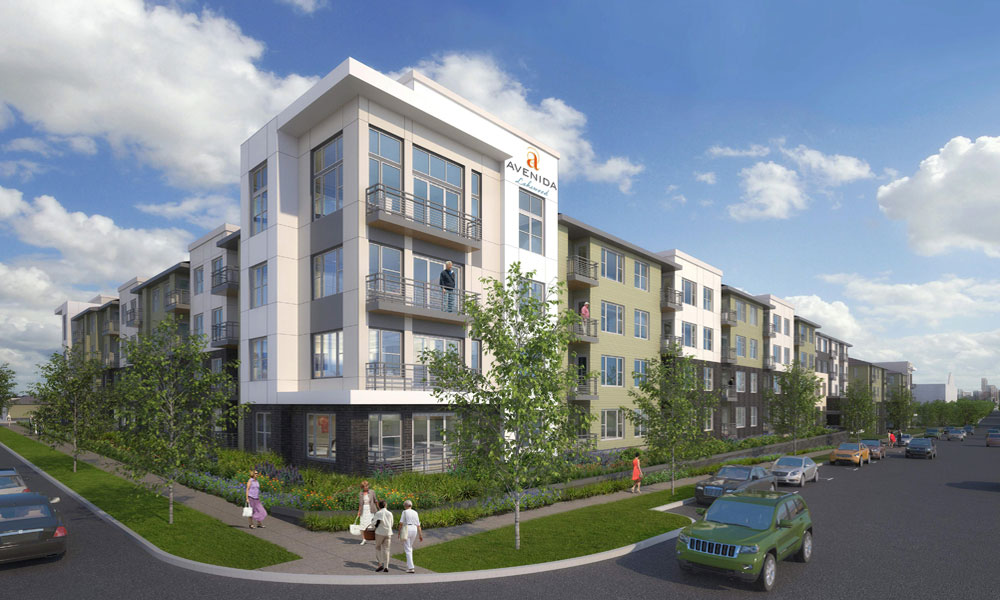 Construction Begins on KTGY-Designed Baby Boomer Apartment Community in Denver