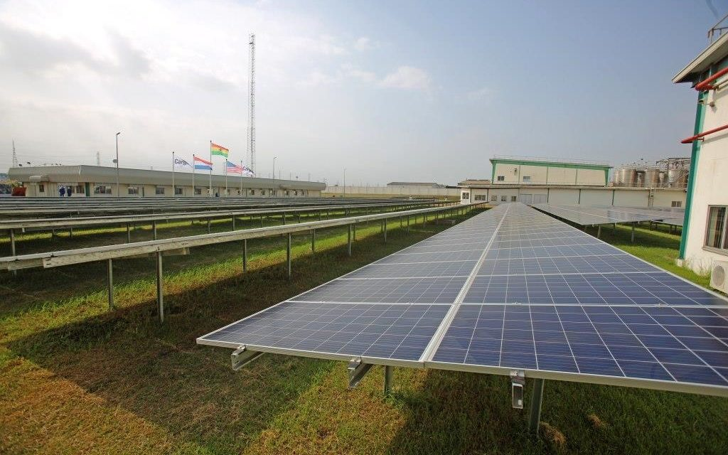 Cargill takes steps to modernize renewable energy infrastructure in Ghana
