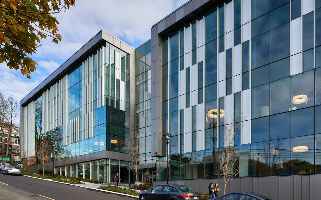 Seattle S Third Amp Harrison Office Building Features Wausau