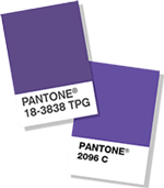 Pantone Color of the Year 2018: PANTONE® 18-3838 Ultra Violet