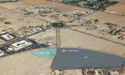 BNBuilders Awarded Borrego Springs, CA Branch Library, Park & Sheriff's Office