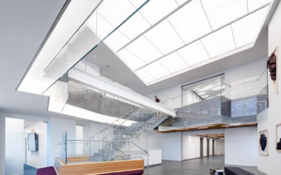CertainTeed Holds Health, Safety and Sustainability to Higher Standard with Unmatched Design Flexbility in New Acoustical Ceiling Solution