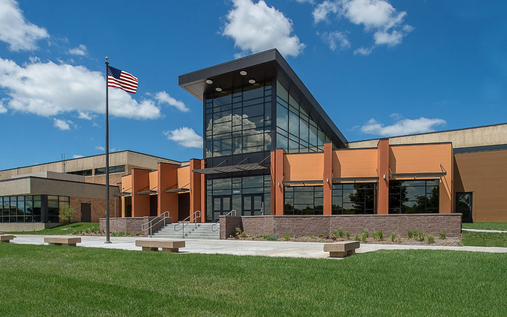 Construction Complete On Northwest High Magnet School