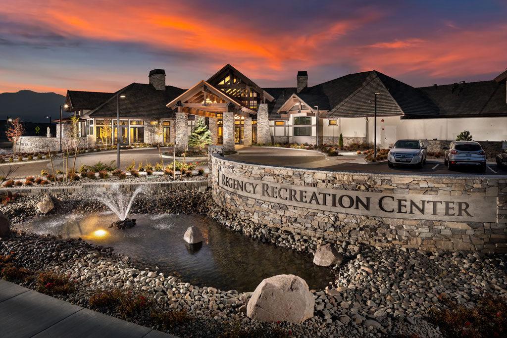 Regency at Damonte Ranch in Reno, Nev. Image credit: Christopher Mayer