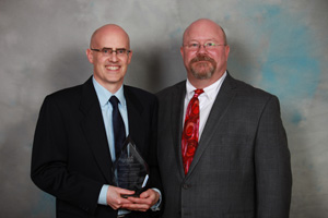 Residential Products Group Distinguished Service Award – Jeff Franson (Quanex Building Products)