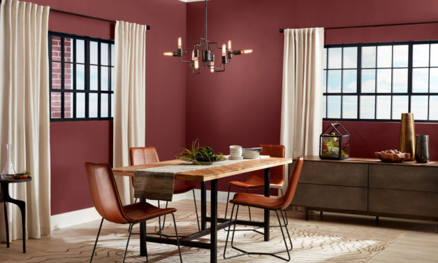 Valspar® Reveals 2018 Colors of the Year