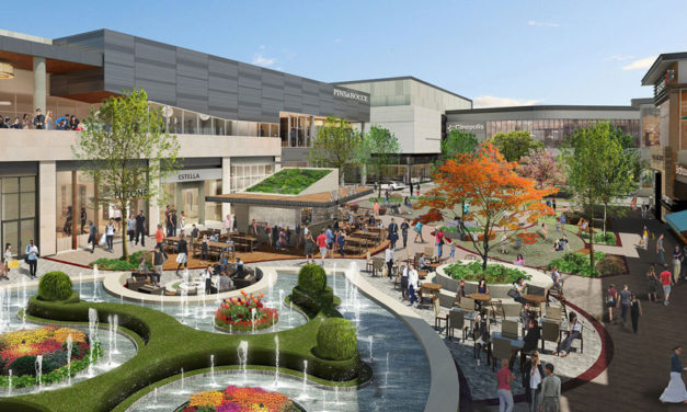 OTL to design and construct public art fountain for the Hillsdale Shopping Center's Renovation