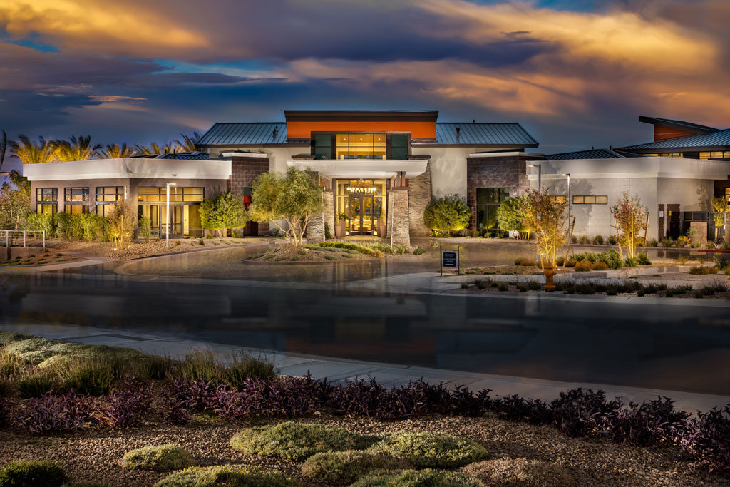 Regency at Summerlin in Las Vegas. Image credit: Christopher Mayer