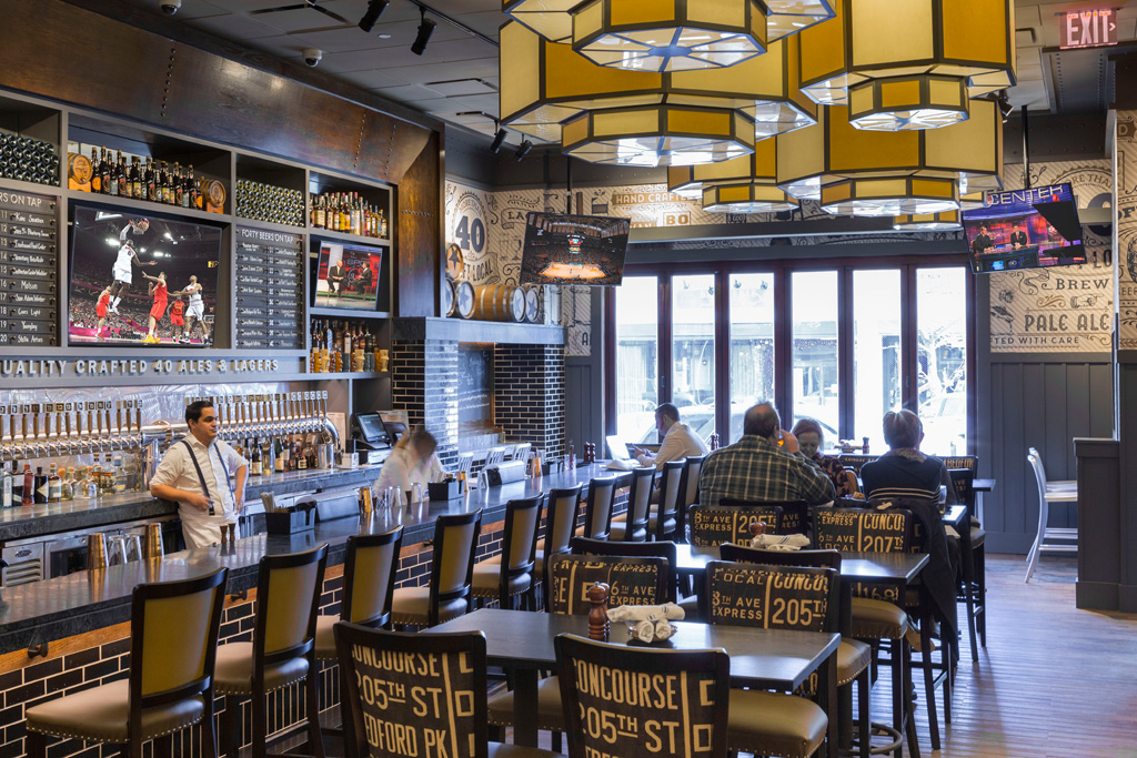 Rsc architects completes design work on the office tavern