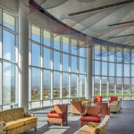 """Solarban 90 glass by Vitro Glass used in """"transformational"""" arts facility"""