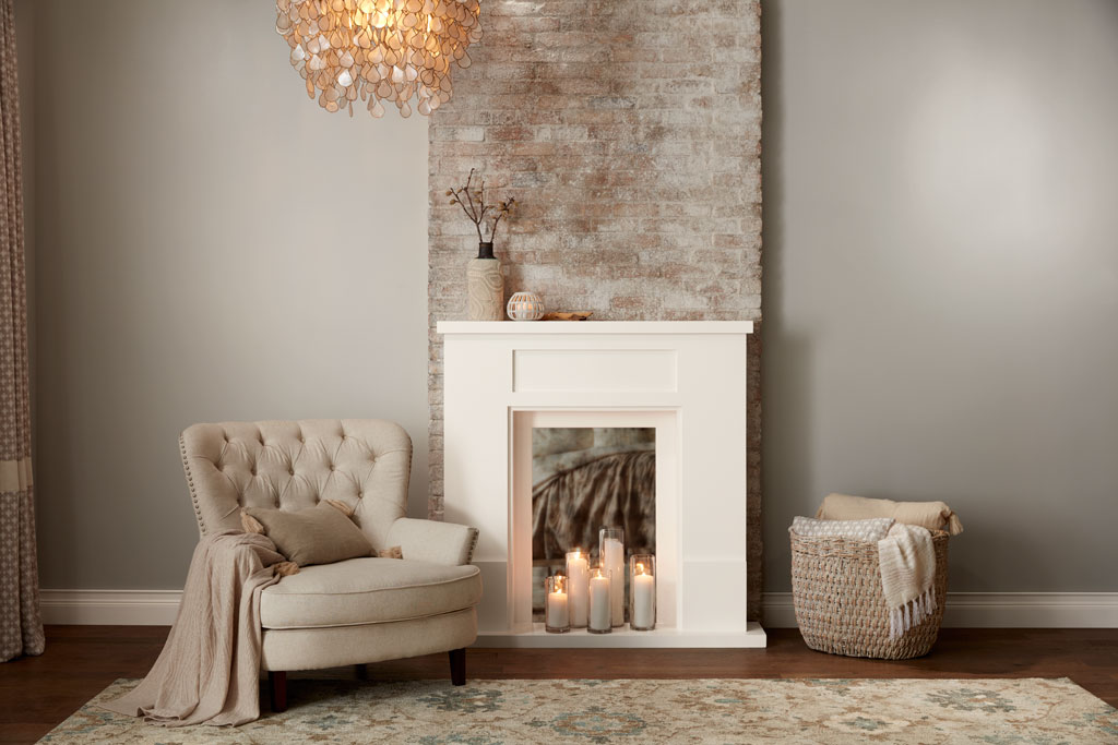 """Gray is shifting warmer and this one feels like a hug."" - Sue Kim, Valspar Sr. Color Designer"