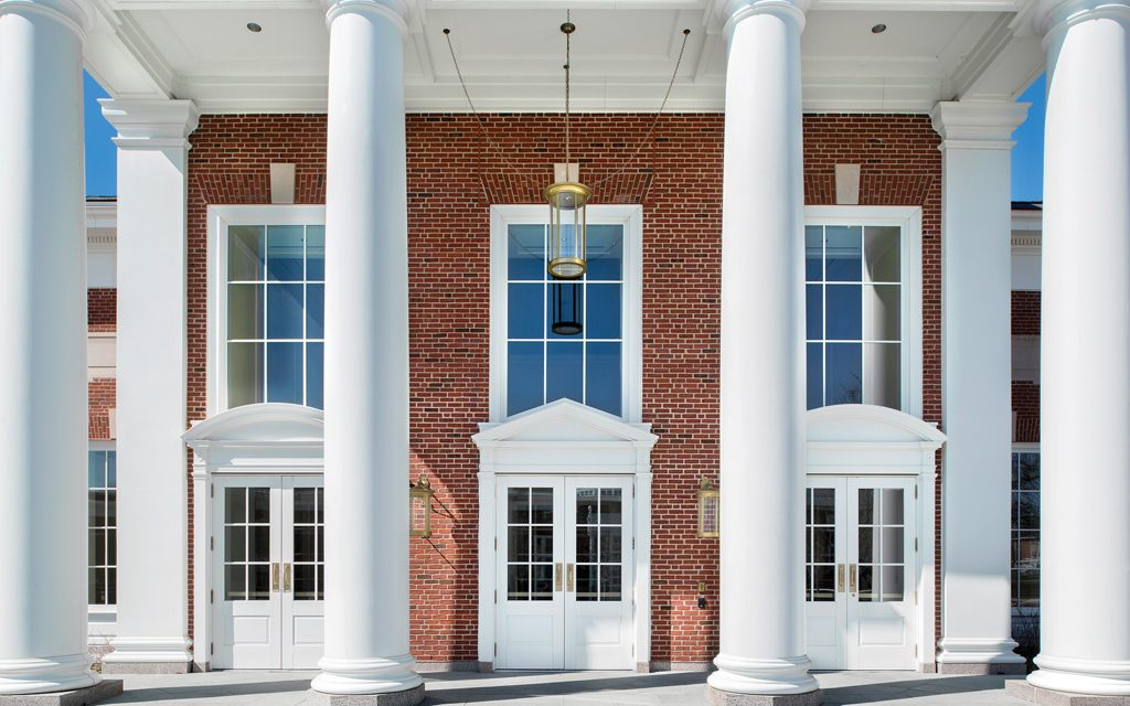 DePauw University's new Dining Hall reflects historic campus design, meets LEED Gold criteria