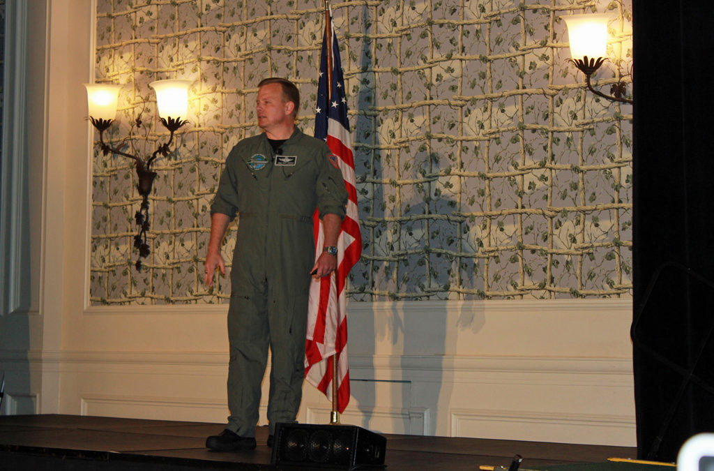 Keynote speaker from Afterburner maps plan for striving toward flawless execution at AAMA 81st Annual Conference