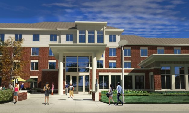 KWK Architects Designs New Living/Learning Community for Emporia State University
