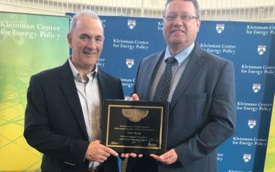 Krug Named Fellow for Climate Change Efforts