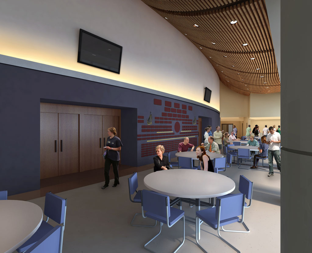 Sva architects design for long beach city college - How long is interior design school ...