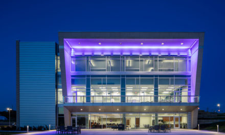 Hoefer Wysocki Architecture completes design for Kansas State University's Dave and Elle Learning Commons