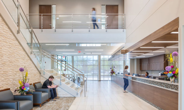 Sustainability in Healthcare Interior Design