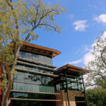 Seguin Public Library in Texas earns LEED Gold and awards, features Tubelite's curtainwall and entrance systems