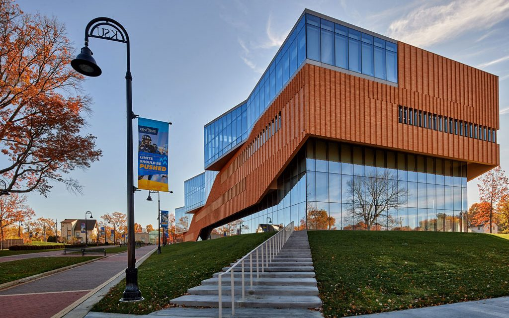 Kent State University College Of Architectural U0026 Environmental Design  Awarded 2017 BIA Best In Class For