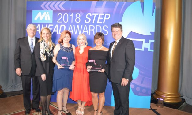 Covestro employees recognized nationally with 'Women in Manufacturing STEP Ahead Award'