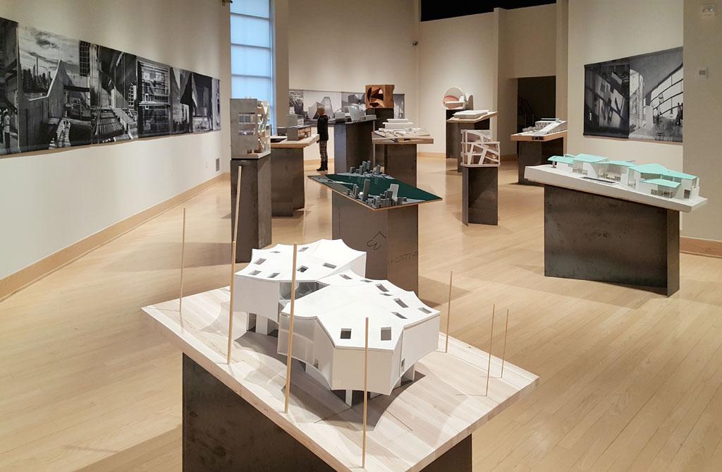 The Samuel Dorsky Museum. Courtesy of Dorsky Museum