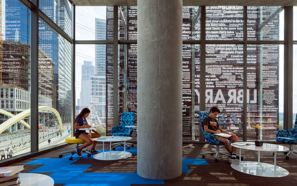 Library Building Awards recipients reflect new trends in library ...